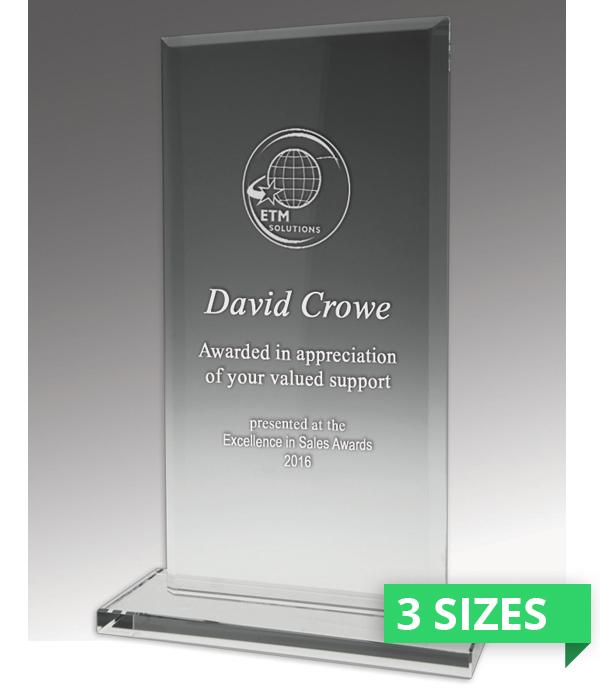 Budget Crystal Studio Trophy
