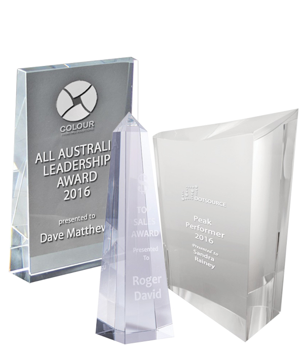 Crystal Awards - Core Range
