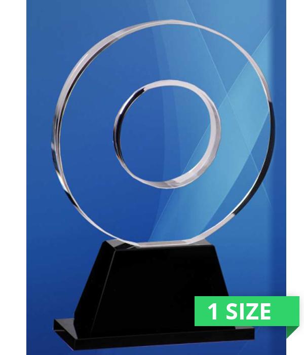 Halo Crystal Trophy