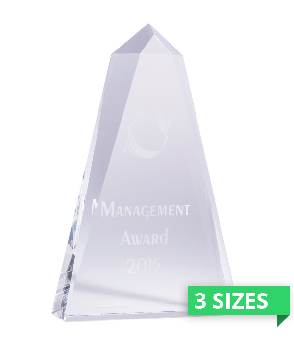 Landmark Pinnacle Crystal Award