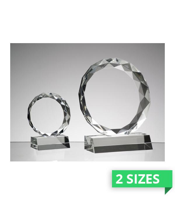 Solar Crystal Trophy