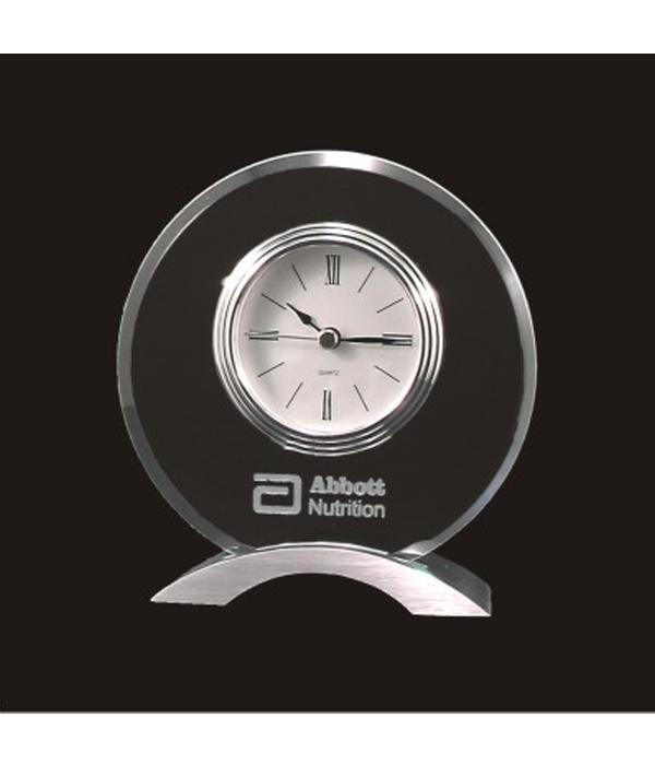 Lunar Clock Crystal Award