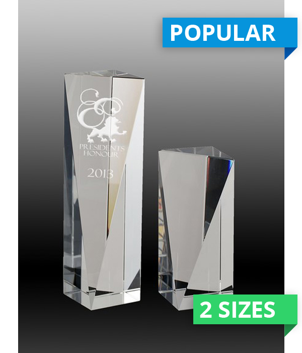 Victory Crystal Award