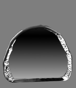 Glacier Iceberg Crystal Award-100mm