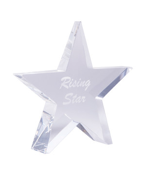 Classic Star Crystal Award-130mm