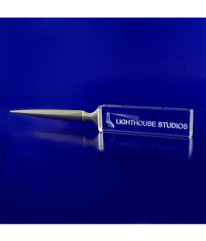 Letter Opener Crystal - 90mm