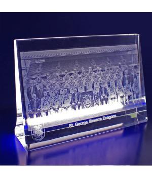 2D Photo Crystal Horizontal-100mm