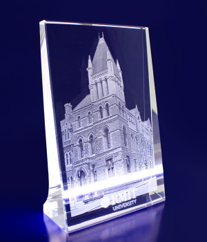 2D Photo Crystal Vertical -150mm