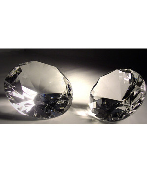 Gemstone Crystal Award-80mm