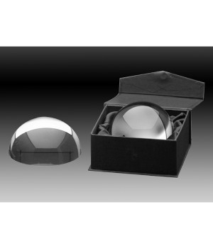 Dome Crystal Award-90mm