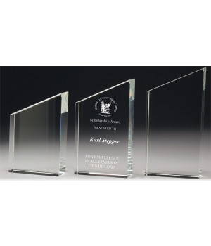 Classic Ascent Crystal Award-150mm