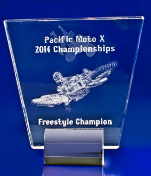 Trapezoid Trophy-160mm