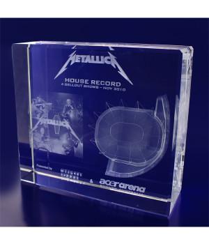 Box Crystal -180mm
