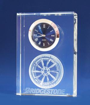 Clock Crystal -100mm