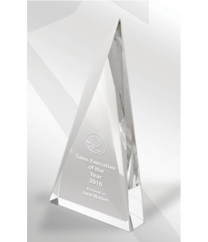 Spinnaker Crystal Award-230mm