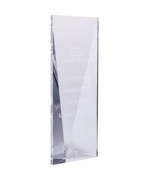Harmony Crystal Award-200mm