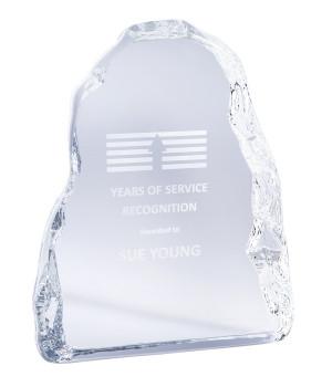 Iceberg Glass Award-115mm