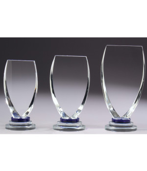 Triumph Crystal Trophy-185mm