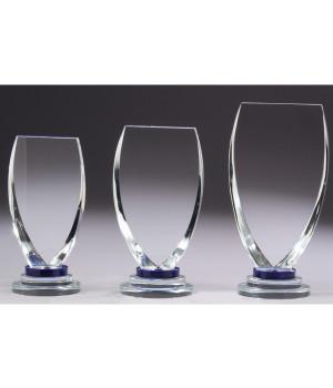 Triumph Crystal Trophy-195mm