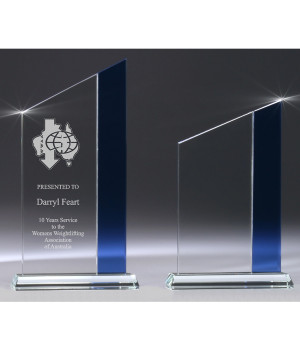 Pacific Ascent Glass Trophy-205mm