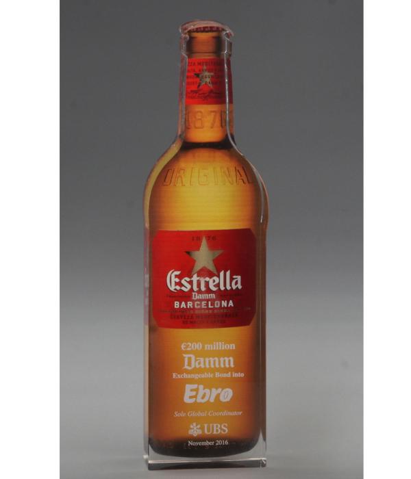 Custom Liquor Award